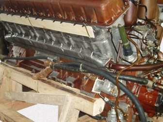 Смотреть foto  Дизельный двигатель А-650 с хранения 64044368 в Новосибирске