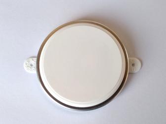 Уникальное изображение Разное Пластиковая пломба для бочки 2″ с металлическим кольцом 66374101 в Уфе