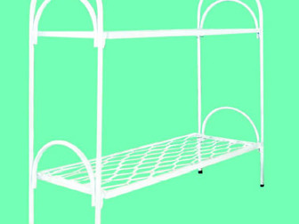 Просмотреть foto Мебель для спальни Кровати металлические от производителя по очень доступным ценам 66522342 в Тюмени