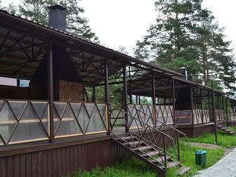 Уникальное изображение  Действующая круглогодичная база отдыха на Горном Алтае (с, Чемал) 70017113 в Кемерово