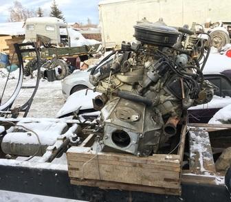 Изображение в Авто Автозапчасти Двигатель ЗМЗ-66 для автомобиля ГАЗ-66 2000 в Екатеринбурге 115000
