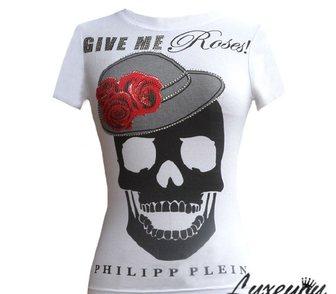 Фотография в Одежда и обувь, аксессуары Женская одежда Ультра-фэшн футболка Give me Roses!  от в Москве 3000