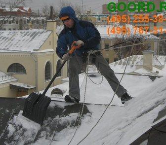 Изображение в   На пороге весна, а на крыше еще лежит снег? в Москве 0