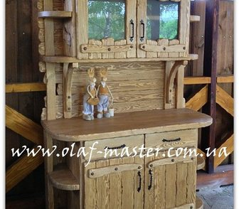 Фото в   изготовим мебель из массива дерева под с в Москве 999