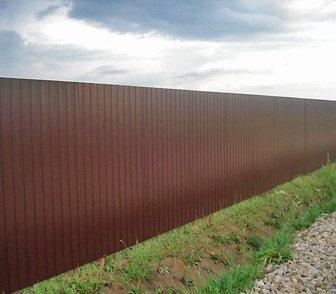 Купить металлический забор в москве ворота красноармейский 7
