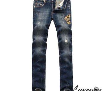 Фото в Одежда и обувь, аксессуары Мужская одежда Стильные джинсы с дизайнерским поясом и золотой в Москве 5000
