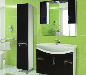 Фотография в Мебель и интерьер Мебель для ванной размер (ШхВхГ), мм: 1175х840х350  керамическая в Москве 27260