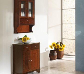 Фото в Мебель и интерьер Мебель для ванной производитель: Eban (Италия)  цвет: noce в Москве 38350