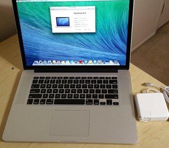 Фото в   Это середине 2014 года 15 Macbook Pro  Новый в Москве 28196