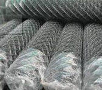 Фото в Строительство и ремонт Строительные материалы Сетка оцинкованная, размер ячейки 50*50 . в Москве 600