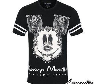 Фото в Одежда и обувь, аксессуары Мужская одежда Стильная мужская футболка Money Mouse от в Москве 3000