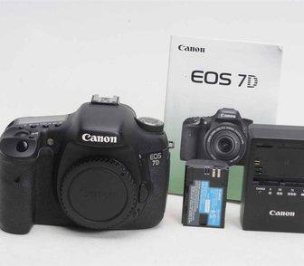 ����������� �   Canon EOS 7D 18MP DSLR ������ ����    Canon � ������ 44�919