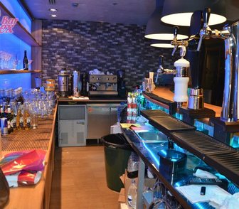 Фото в Мебель и интерьер Производство мебели на заказ Стойка барная из металлического каркаса и в Москве 64000