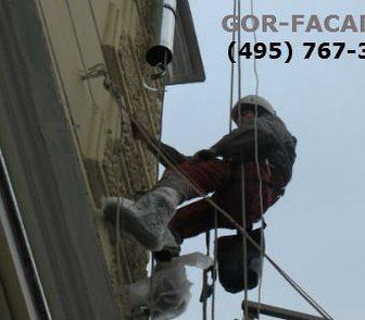 Изображение в Услуги компаний и частных лиц Разные услуги Окажем услуги по монтажу водостоков на фасад в Москве 500