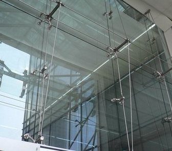 Изображение в Услуги компаний и частных лиц Разные услуги Выполнение высотных фасадных работ. Остекление в Москве 200