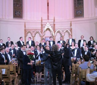 Фотография в Развлечения и досуг Концерты, фестивали, гастроли 9 октября в 20:00 в Лютеранском Соборе апостолов в Москве 0