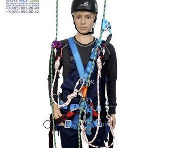 Фото в Спорт  Разное Продается комплект для промышленного альпинизма. в Москве 11200