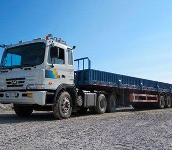 Изображение в Авто Спецтехника От: 650 за час  Длина борта грузовика 13. в Москве 650