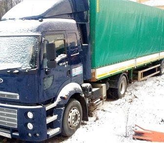 Изображение в Авто Грузовые автомобили Седельный тягач Ford Cargo 1838T 2011г. в в Москве 1200000