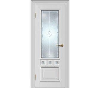 Изображение в   Межкомнатная дверь Гарант, Louisa, эмаль, в Москве 18900