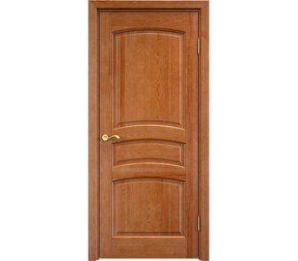 Фотография в   Межкомнатная дверь, массив сосны, орех 10%, в Москве 6995
