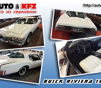 Фото в Авто Продажа авто с пробегом Buick Riviera 1972 год. Спорт купе    Двигатель в Москве 1