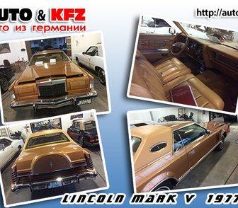 Изображение в   Lincoln Mark V 1977 Coupé    V8 в Москве 1