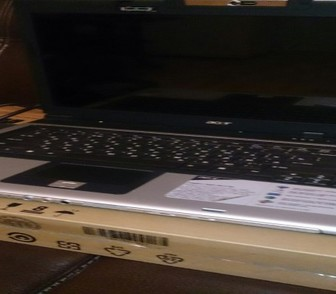 Фото в Компьютеры Ноутбуки в связи с покупкой нового ноута продаю acer в Москве 7000