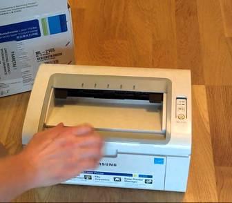 Фото в Компьютеры Принтеры, картриджи принтер  для небольшого офиса  ч/б лазерная в Москве 3400