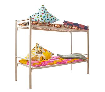 Foto в Мебель и интерьер Мебель для спальни Металлические кровати эконом класса от фирмы в Балашихе 0