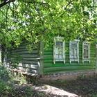 Ветхий дом на участке в деревне Блазново