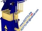 Фотография в Строительство и ремонт Строительство домов Вибропрессы ВП-600; ВП-600М.   Для производства в Мурманске 0