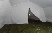 Армейская палатка Берег 10М2 Каркас сталь