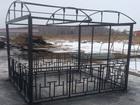 Скачать изображение Строительные материалы беседка металлическая садовая 33120268 в Муроме