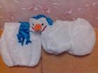 Foto в   Костюм снеговика для детей 3-6 лет, костюм в Муроме 0