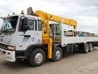Изображение в Авто Спецтехника Услуги самогрузов грузоподъемность от 5, в Набережных Челнах 1000