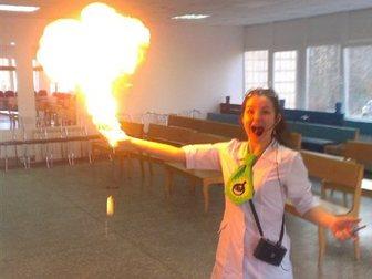 Просмотреть foto Организация праздников Детское химическое шоу профессора Николя 33583731 в Набережных Челнах