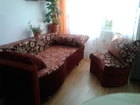 Скачать бесплатно foto Мягкая мебель Продам раскладной диван с приставным пуфиком 34526041 в Находке