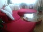 Скачать бесплатно фотографию  Продам стильный диван со стеклянным столиком 34526098 в Находке
