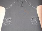 Скачать foto  Продам кофту-кимоно женское серое со вставками геометрического рисунка 38953637 в Находке