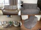 Фото в Мебель и интерьер Мягкая мебель Производим замену обивки мягкой мебели на в Назарово 2500