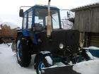 Фото в Сельхозтехника Трактор Трактор МТЗ 80. 1. 93г, кап ремонт 2012г. в Нефтекамске 330