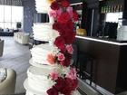 Смотреть фото  Торты пирожные фототорты свадебные детские Нефтекамск Доставка в подарок 33341180 в Нефтекамске