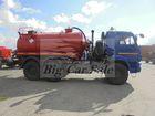 Смотреть фото  Вакуумная автоцистерна АКН-10 на шасси КАМАЗ 43118 67687736 в Нижнем Новгороде