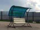 Скачать бесплатно foto Строительные материалы Качели для сада Нефтегорск 38429085 в Нефтекумске
