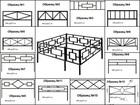Фото в Прочее,  разное Разное Ритуальные ограды изготавливаются из профильной в Невели 1110
