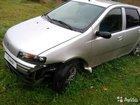 FIAT Punto 1.2МТ, 2003, хетчбэк, битый