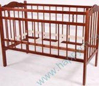 Фотография в Для детей Детская мебель В отличном состоянии с матрасиком 1200 рублей, в Нижнекамске 1200