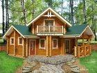 Свежее фотографию Строительство домов Деревянное домостроение из профилированного бруса и оцилиндрованного бревна 33005688 в Казани
