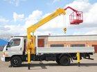 Просмотреть изображение Автокран Продажа нового борта Исузу с манипулятором 5 тн, 13,5 метров 33367012 в Нижнем Новгороде